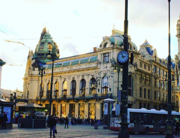 Gaga de Praga