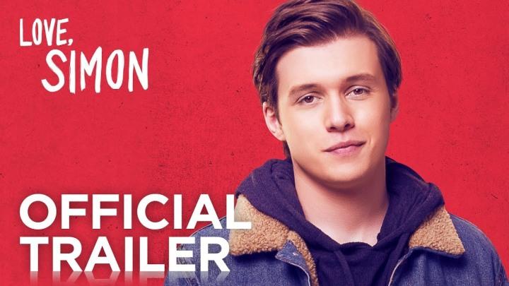 J'ai vu le film Love, Simon enavant-première